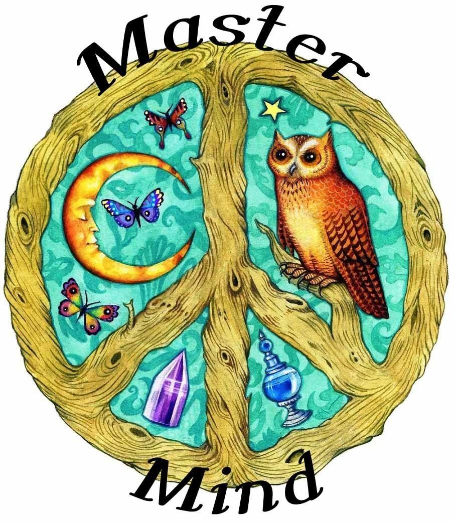 Master Mind Organic Essential Oil Blend (clarity mental focus balance)