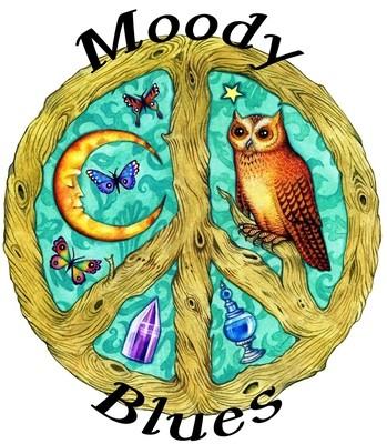 Moody Blues Organic Essential Oil Blend (PMS Menopause Mood Swings)