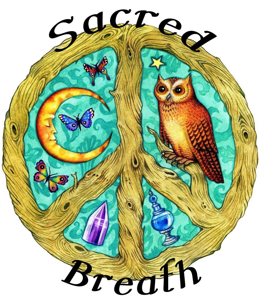 Sacred Breath Organic Essential Oil Blend (Respiratory Bronchitis)