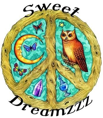 Sweet Dreamzzz Organic Essential Oil Blend (Insomnia Stress)