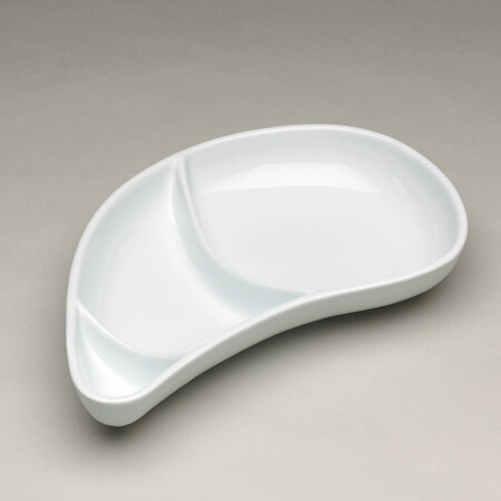 Mussel Dish 3 compartment