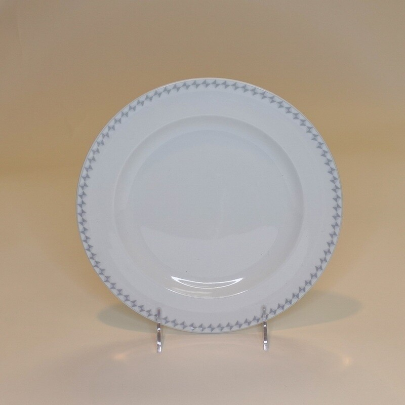 "Diamonds Plate 9""- 2 Dozen/ case"