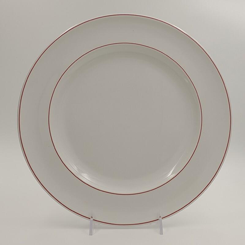 "Lexington Plate 12""- Dozen"