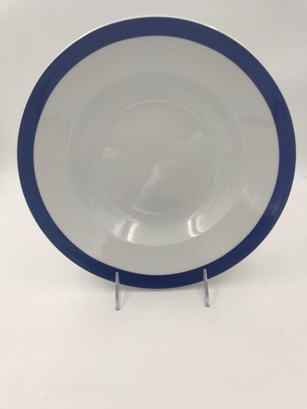 """Bistro Blue Bowl 10 5/8""""- Dozen"""