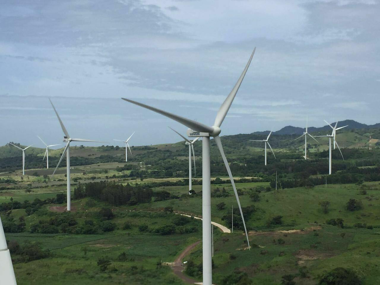 San Antonio El Sitio Wind Power Project