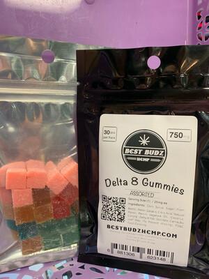 BestBudz 25mg Extra Strength Gummies
