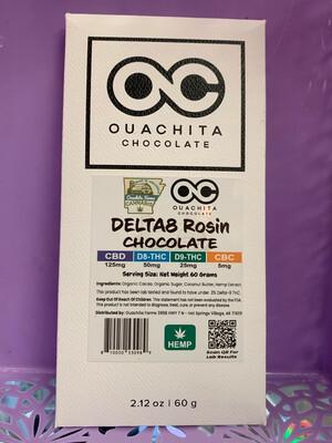Delta8 Rosin Chocolate