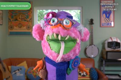 """Puppet Telegram - From """"Grandma Mila"""""""