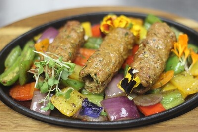 Char Grill skewer | Goat seek kabab