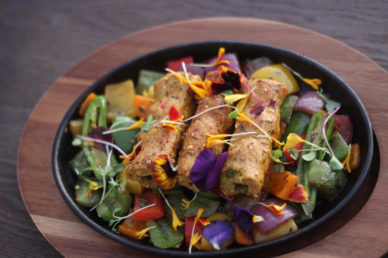 chicken Makhmali kabab | seekh kabab