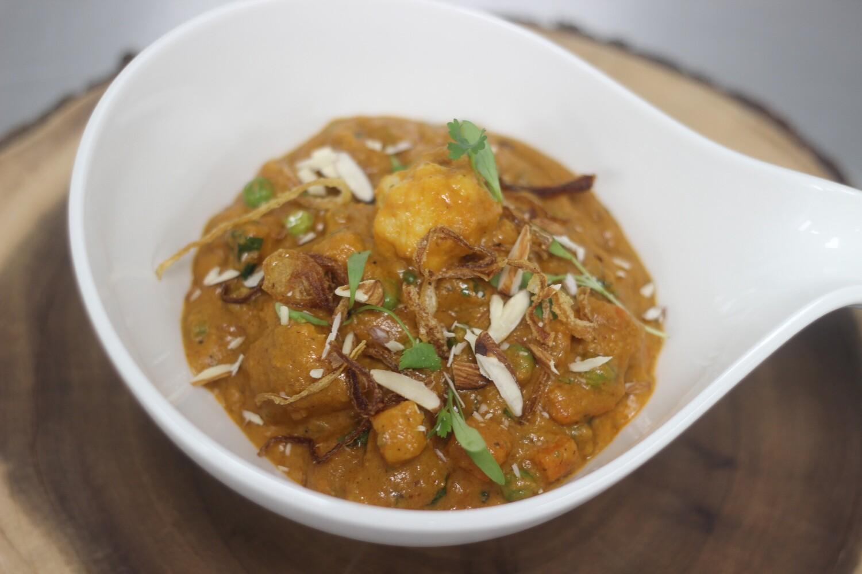 Har Dil Aziz | vegetable Korma  Mix vegetable collection | yoghurt | brown onion | garam masala