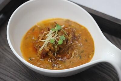 Sarkari mutton Dal gosht