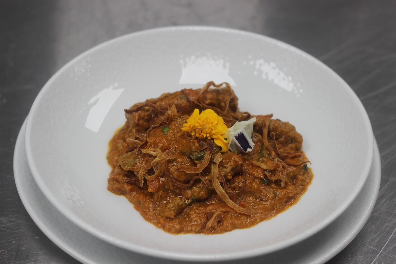 Barbeque beef chingari seekh kabab Masala