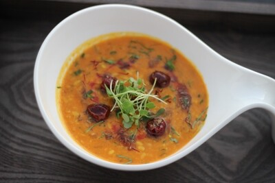 Ameer Gareeb   Mix Dal (kohinoor special)  MixDal   Saffron   fresh coriander   ginger   garlic