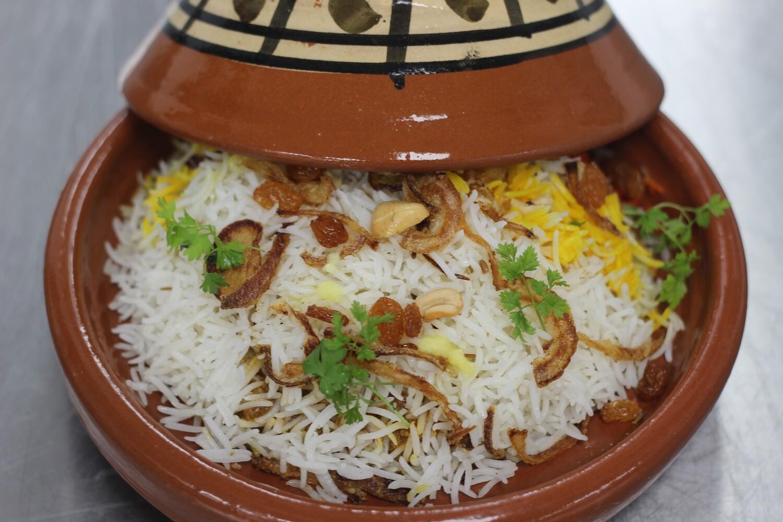 Ghar Grihasti   vegetable biryani