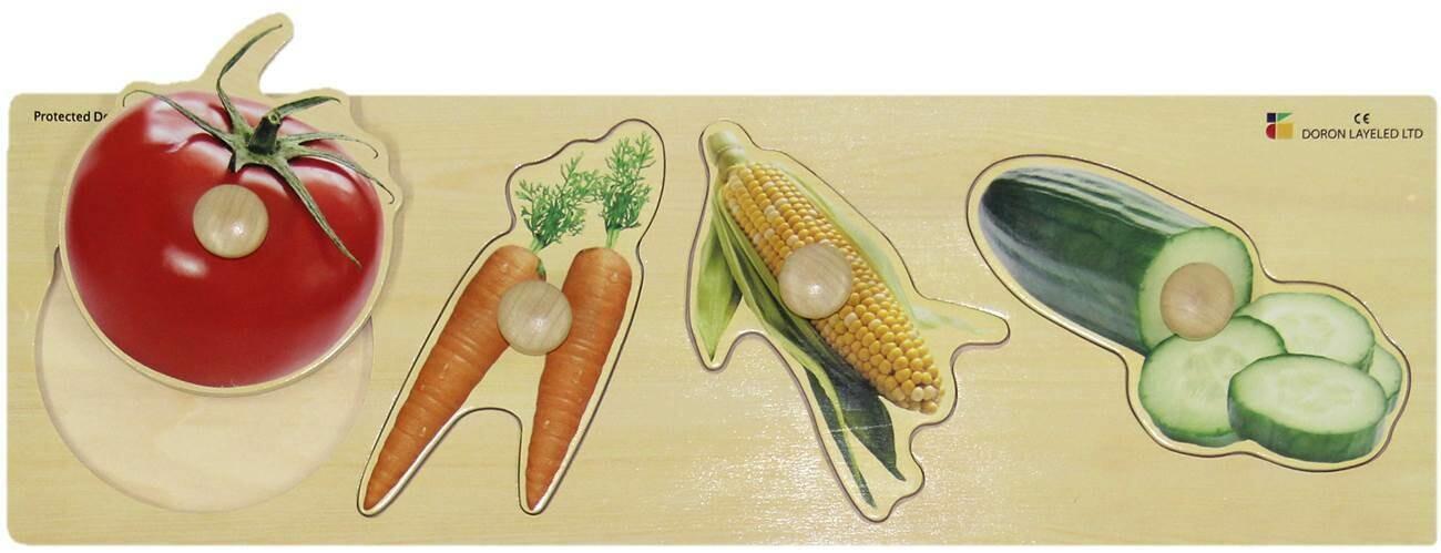 ירקות ריאלי