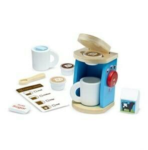 ערכת קפה מעץ מליסה ודאג