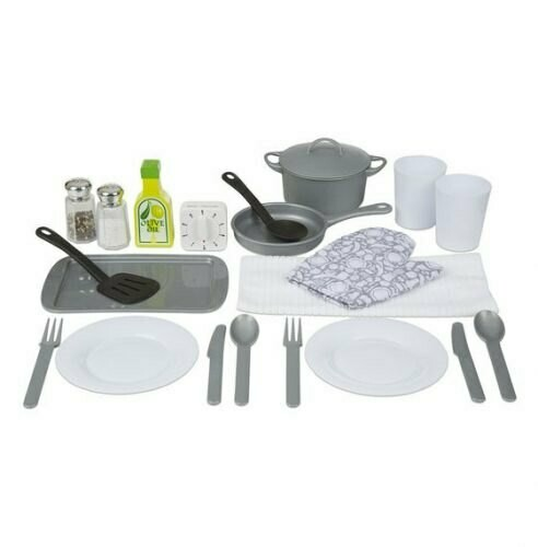 מארז כלי מטבח לילדים מליסה ודאג