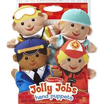 בובות יד תפקידים