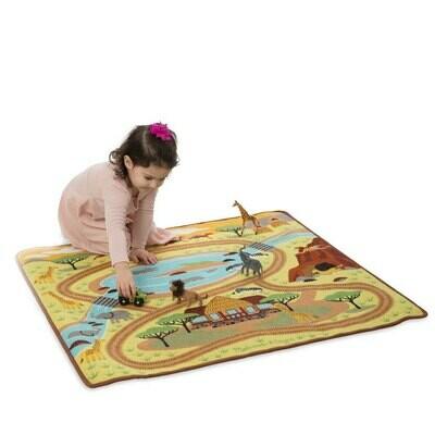 שטיח ספארי מבית מליסה ודאג