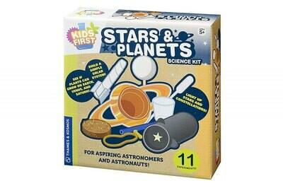ערכת מדע לילדים כוכבים וחלל מבית קוסמוס