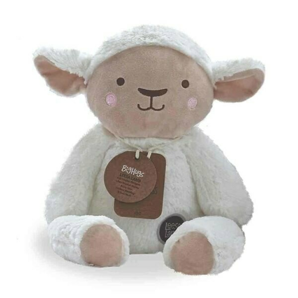 בובת חיבוק הכבשה ליסה מבית או בי דיזיין, אוסטרליה