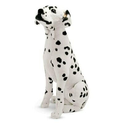 בובת כלב דלמטי מבית מליסה ודאג
