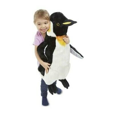 בובת פינגווין גדולה מבית מליסה