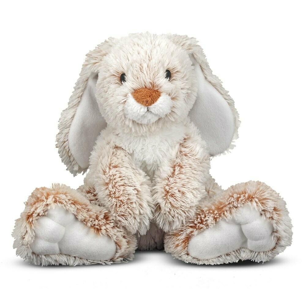 בובת פרווה ארנבון מבית מליסה ודאג