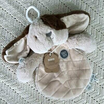 צעצוע תינוקות רך כלבלב מבית אובי דיזיין אוסטרלייה