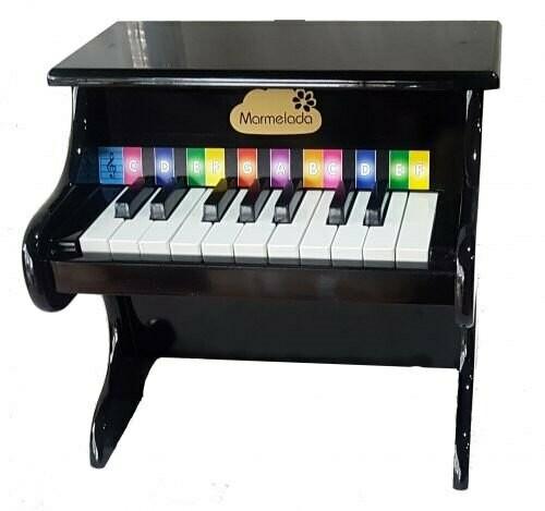 פסנתר מעץ לילדים מרמלדה