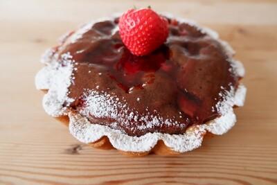 Chocolade Aardbei 4p