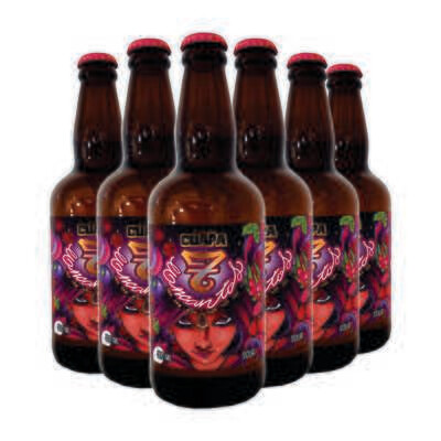 7 Encantos Sour - 6UN de 500ml