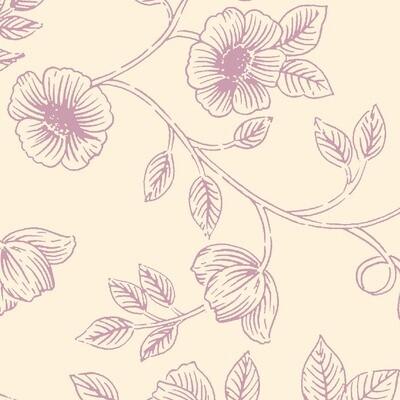AVIARY-SS AY Floral Lavender