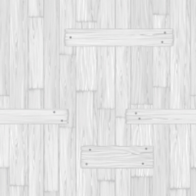 Wood Boards White