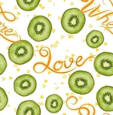 We love Kiwi