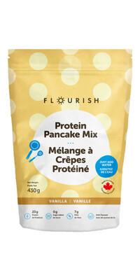 FLOURISH Pancake Mix Vanilla