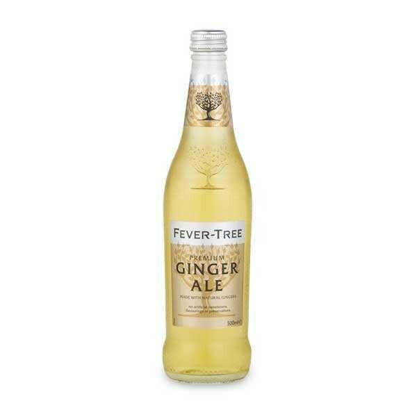 FEVER TREE Ginger Ale 500ml