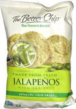 FRESH GOURMET Jalapeno Chips 170g