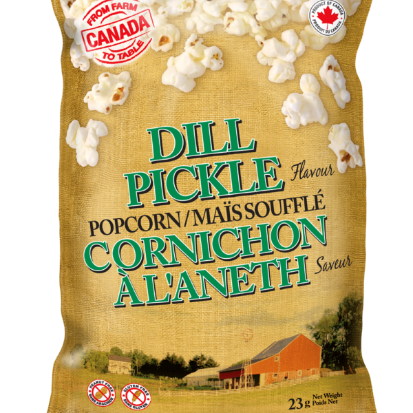 FROM FARM TO TABLE Popcorn - Dill