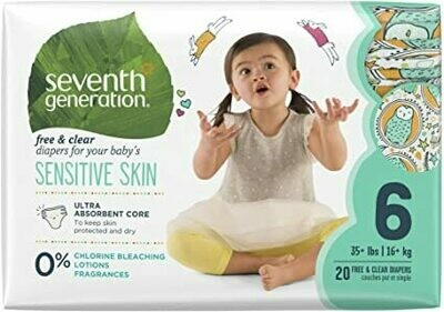 7th GENERATION Diapers #6
