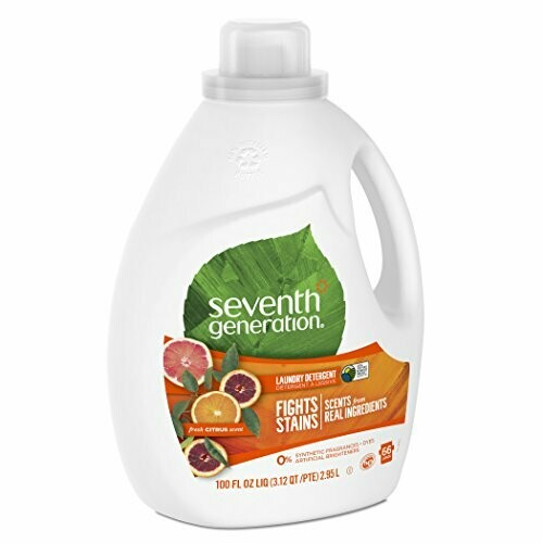 7th GENERATION Laundry Orange 2.95L