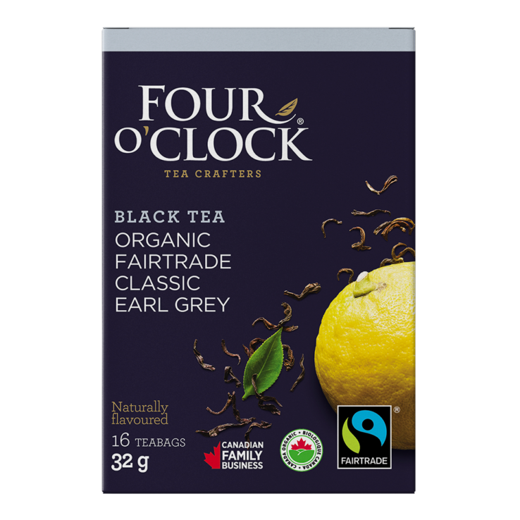 4 O'CLOCK TEA Earl Grey