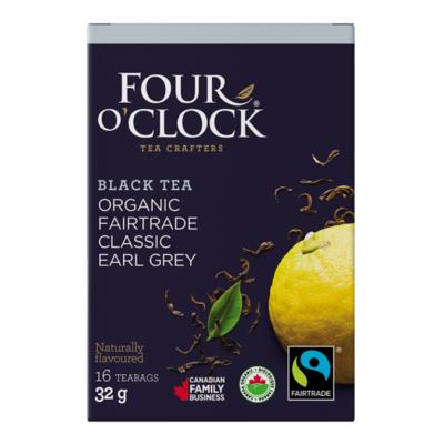 4 O'CLOCK TEA Earl Grey