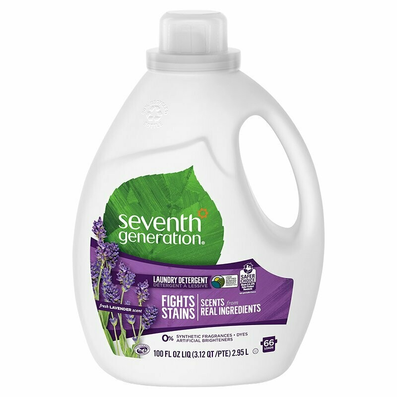 7th GENERATION Laundry Lavender 2.95L