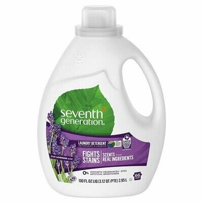 7th GENERATION Laundry Lavender 2.95L