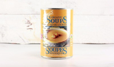 AMYS Butternut Squash Soup 398ml
