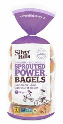 BAGELS - CINNAMON RAISIN