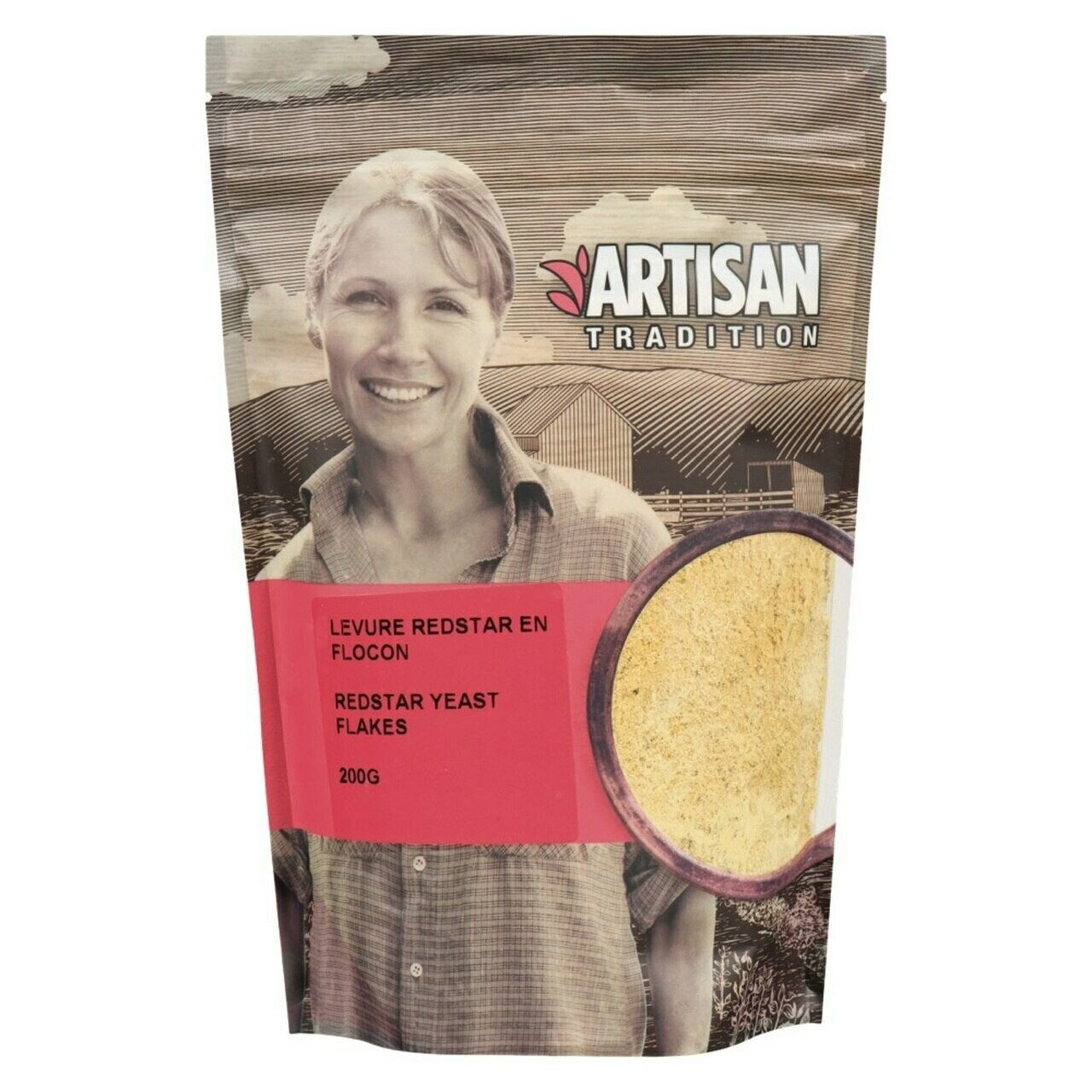 ARTISAN TRADITIONAL Yeast Flakes