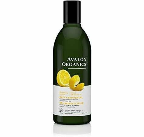AVALON Lemon Bath & Shower Gel 355ml